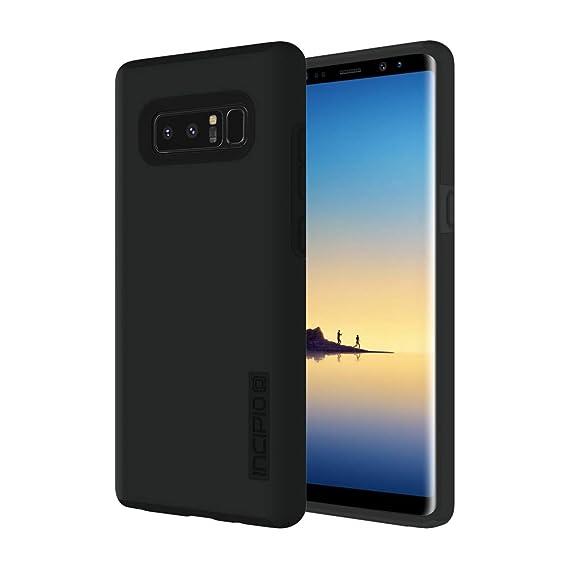 2244a36ee1a Amazon.com: Incipio Samsung Galaxy Note 8 Dualpro Case - Black: Cell ...