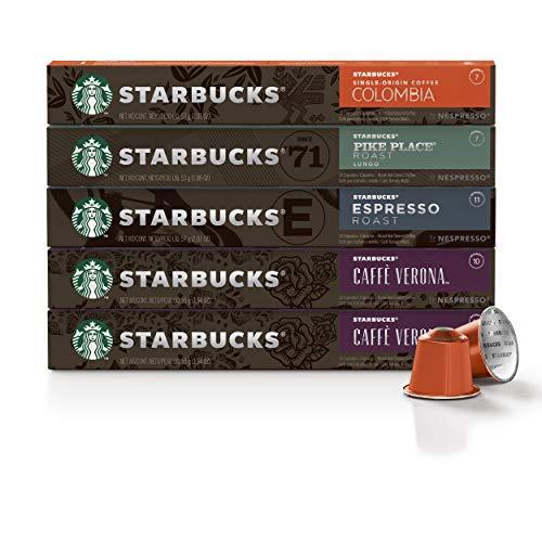 Starbucks by Nespresso Intense