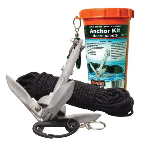 - Anchor Pack W/1.5 Lb Anchor,Line, In Jar Scotty 797