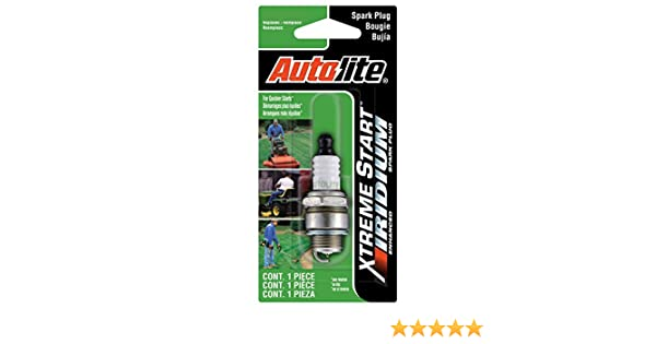 Amazon.com: Autolite XST3924DP Xtreme Start Iridium Lawn & Garden Spark Plug: Automotive