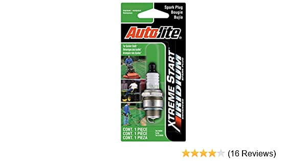 Amazon.com: Autolite XST458DP Xtreme Start Iridium Lawn & Garden Spark Plug: Automotive