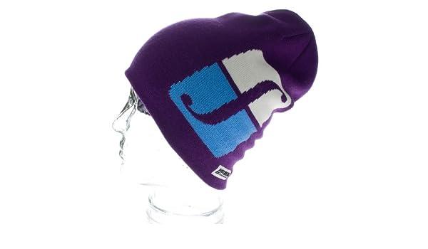 Sombrero Forum Big Logo Beanie wms Plum: Amazon.es: Deportes y ...