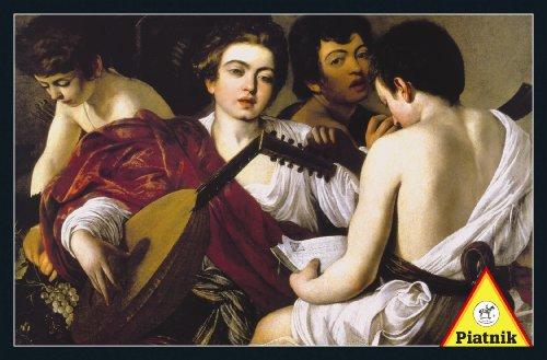 Piatnik Caravaggio Music Jigsaw Puzzle