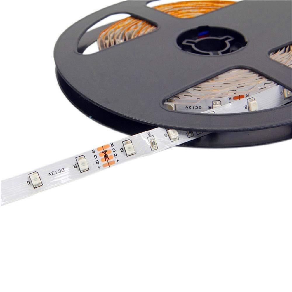 Amazon.com: Ouyingmatealliance LED Light LED Light YWXLight 5M 3528SMD RGB Bare Flexible LED Strip Light with 44 Keys Remote Control: Home & Kitchen