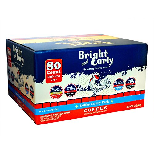 Bright and Early Coffee Variety Pack (80 ct.) ES