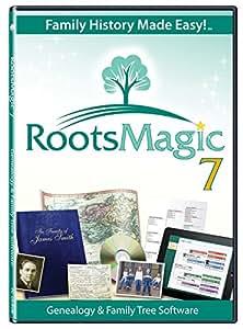 RootsMagic 7 Family Tree Genealogy Software