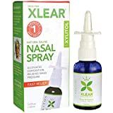 XLEAR Xylitol Sinus Care Spray, 1.5 oz (Pack of 5)