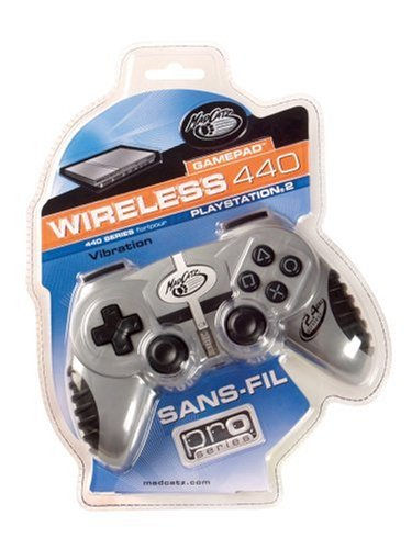 Lynx Wireless Controller (PlayStation (Mad Catz Ps2 Wireless)