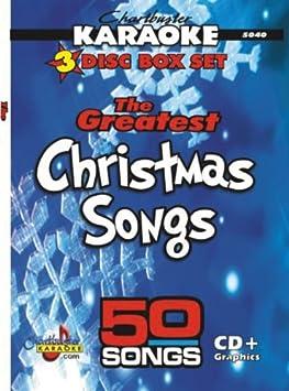 Karaoke Christmas Songs.Christmas Songs