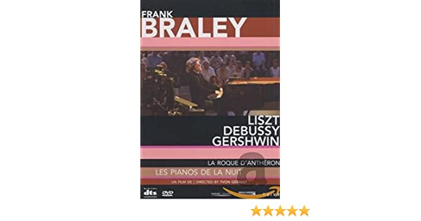 Amazon.com: Les Pianos de la Nuit - Liszt, Debussy, Gershwin: Movies & TV