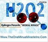 12% Hydrogen Peroxide Food Grade - 4 oz Bottle