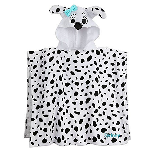 Disney 101 Dalmatians Hooded Towel for Kids