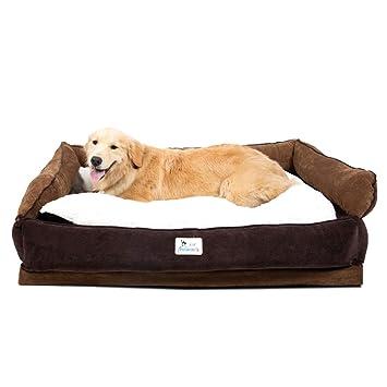 Pets Cama Perro Cama para Mascotas, Perrera Grande para Perros Casa para Gatos Desmontable y