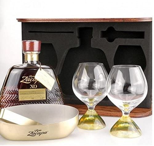 XO RON 75 CL LUXURY GIFT PACK