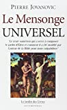 img - for Le mensonge universel (French Edition) book / textbook / text book