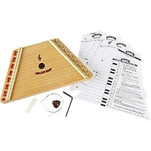 Wooden Lap Harp Home and Garden - Shopping.com