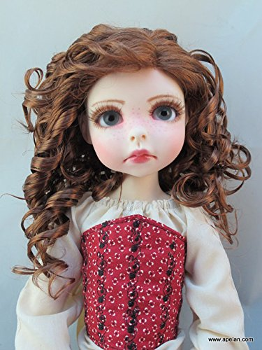 Foxy Red Wig (Rebecca, 8-9 Foxy Red - Wig Only)