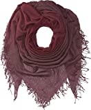 Chan Luu Women's Shadow Dye Cashmere and Silk Scarf Fig/Huckleberry One Size