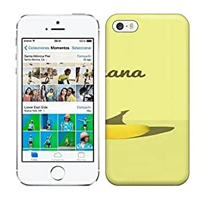 Best Power(Tm) HD Colorful Painted Watercolor Cute Banana Hard For SamSung Galaxy S4 Mini Phone Case Cover