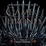 Ramin Djawadi Game Of Thrones Season 8 Music from the HBO Series