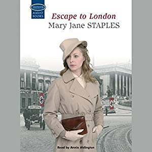 Escape to London Audiobook