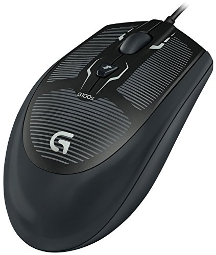 Logitech G100s Optical Gaming package