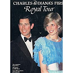 Charles' and Diana's First Royal Tour