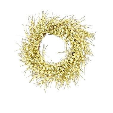 Fantastic Craft Forsythia Wreath, 20-Inch, Yellow