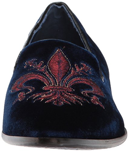 Amalfi Door Rangoni Vrouwen Arabella Ballet Plat Blauw