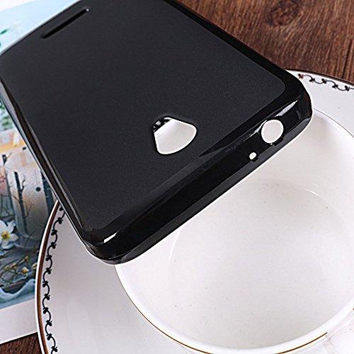 Alcatel IdealXCITE Case, Alcatel Verso Case, Alcatel CameoX 5044R Case,  Alcatel Raven LTE A574BL Case, Alcatel U50 5044S Case, Telegaming Slim Soft