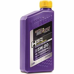 Royal Purple ROY31520 5W20 HI PERF STREET Oil, 1 quart, 6 Pack