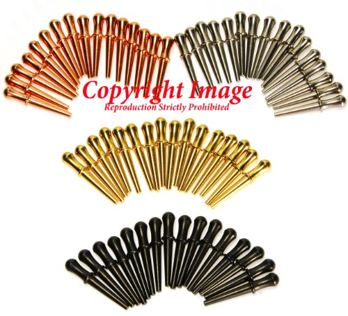 Deluxe Metal Cribbage Pegs _ Friends and Family Pack _ Bundle of 60 pegs by Deluxe Games and Puzzles