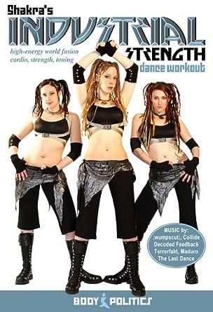 shakras industrial strength dance workout