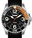 BLACKHAWK Deep Sea Operator Watch with Stainless Case