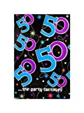 The Party Continues 50th Birthday Tablecover, Health Care Stuffs