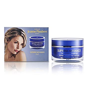 Methode Jeanne Piaubert - Suprem Advance - Complete Anti-Ageing Night Care -50ml/1.66oz Madina Natural Aloe Vera Extract Oil [Gold - 1 lb.]