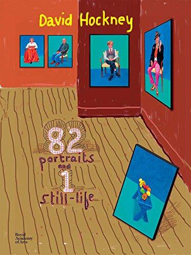David Hockney: 82 Portraits and 1 Still-life
