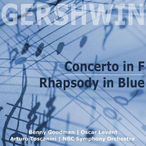 Gershwin: Piano Concerto in F & Rhapsody in Blue
