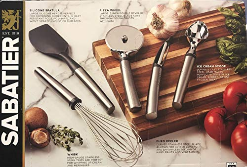 SABATIER 5 Piece Stainless Steel Gadget Set for sale  Delivered anywhere in USA