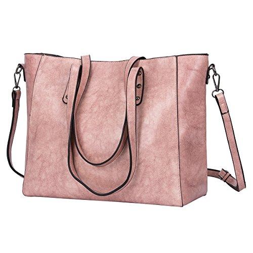 (Women Top Handle Satchel Handbags Shoulder Bags Tote)
