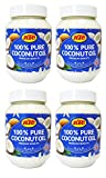 KTC Coconut Oil 500 ml (Pack of 4) For Sale