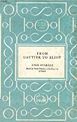 From Gautier to Eliot: The Influence of France on English Literature 1851-1939