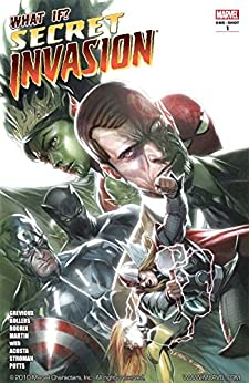 What If? Secret Invasion #1 by [Grevioux, Kevin, Bollers, Karl, Gallagher, Michael, Acosta, Chris]