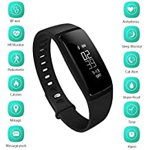 ASYOU Multi-Function Bluetooth Smart Watch for Android and iOS