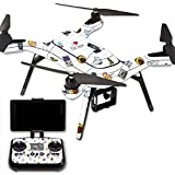 MightySkins Protective Vinyl Skin Decal for 3DR Solo Drone Quadcopter wrap cover sticker skins Love The 90s