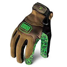 Ironclad EXO-PGG-04-L Project Grip Gloves, Large