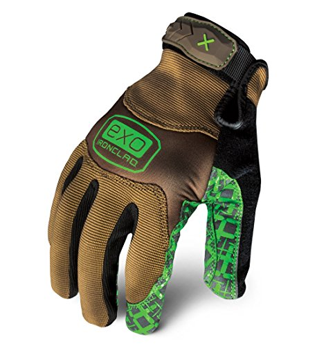 Ironclad Handler Box Gloves - IRONCLAD PERFORMANCE WEAR EXO-PGG-03-M Medium Project Grip Gloves