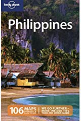 Lonely Planet Philippines (Country Travel Guide) Paperback