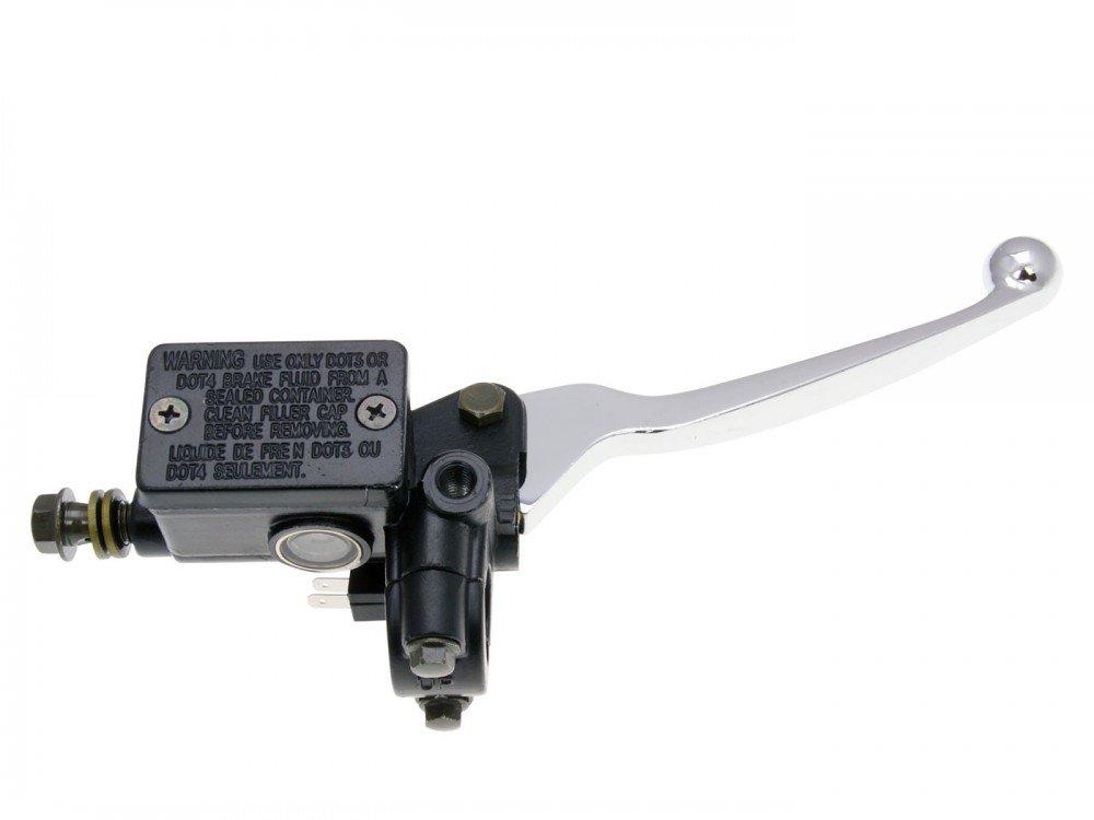 Pompa del freno/freno con leva freno anteriore –  M8 Specchio registrazione UNKNOWN