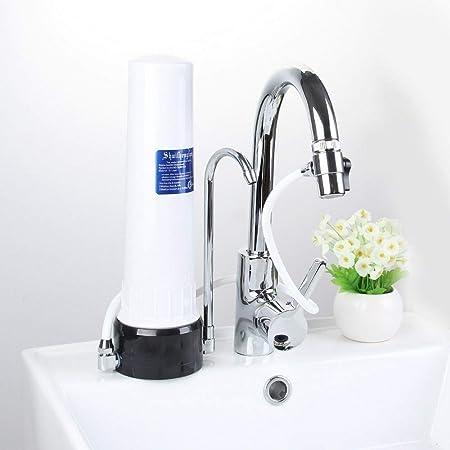 LIZHONGBAO Adaptador de Grifo Filtro de purificador de Agua Filtro de Agua de Grifo for Cocina